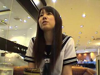 【JKハメ撮り】アイドルを目指す純粋な女子高生をプロデューサーに売り込んであげると騙してセックスを強要する鬼畜スカウトマンw|無料エロ動画ガチヌキ