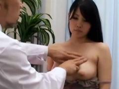 若妻の患者が盗撮されながらレイプw悪徳産婦人科のエロ動画