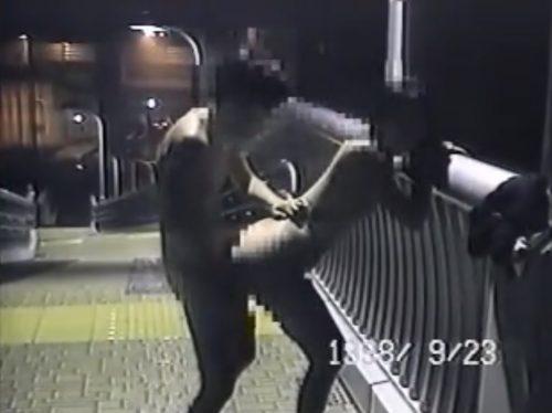 素人変態カップルが個人撮影した自撮り野外SEX動画を投稿した件