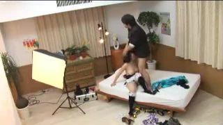 10代のアイドル美少女がカメラマンからパワハラレイプの盗撮動画