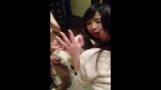 JK娘を立ちバックSEXで個撮ハメ撮りした素人投稿のエロ動画